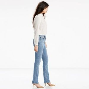 Levi's • 525 Perfect Waist Straight-Leg Jeans